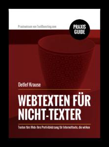 Webtexten für Nicht-Texter