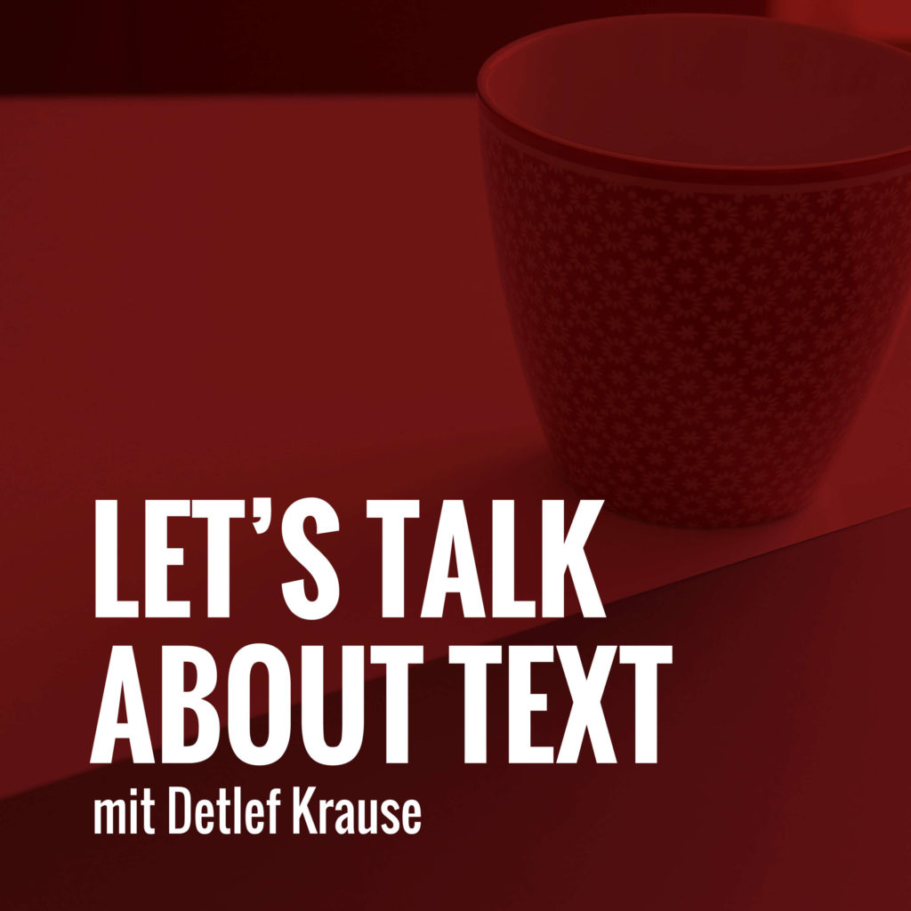 Let's talk about Text Podcast