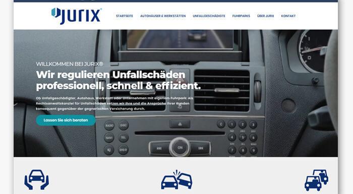 Jurix | Fachanwalt für Verkehrsrecht