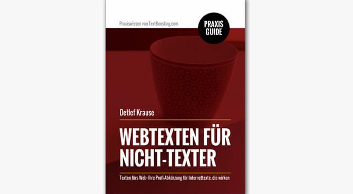 Buch | Webtexten für Nicht-Texter