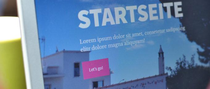 Startseite texten: 7 Startseiten-Checks für die Willkommenstexte auf Ihrer Homepage