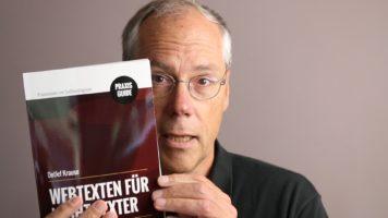 Webtexter und Textcoach Detlef Krause