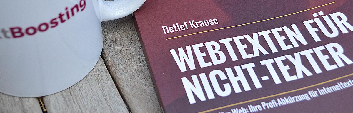 Anleitung Webtexten für Nicht-Texter