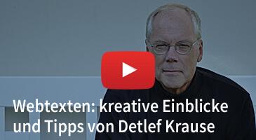 Webtexter-Doku: Webtexten: kreative Einblicke und Tipps von Detlef Krause