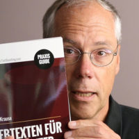 Textcoach Detlef Krause
